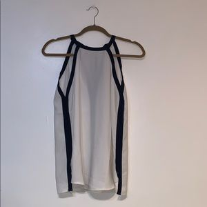 nastygal blouse tank top